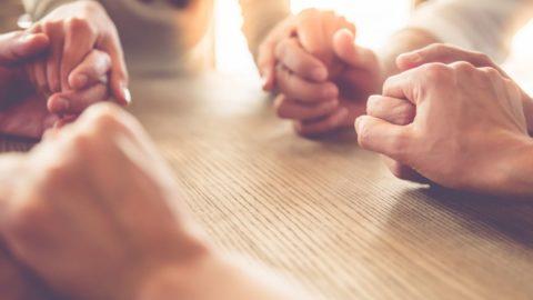 Samen bidden - gebed - Vrijwilliger worden