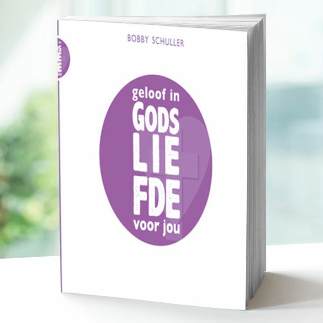 Bobby Schuller - geloof in Gods liefde voor jou