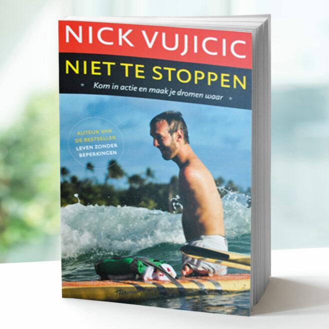 Nick Vujicic - Niet te stoppen